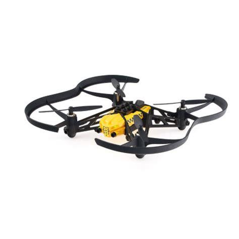 parrot airborne cargo travis quadcopter drone yellow mobilezap australia