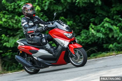 Review Yamaha Nmax by Review 2016 Yamaha Nmax Scooter Pcx150 Killer Image 518077