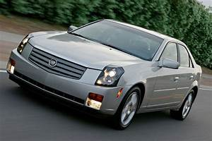 2006 Cadillac Cts Reviews  Specs And Prices