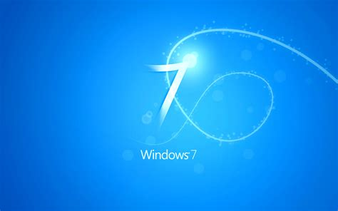 Blue Windows 7 Wallpapers  Hd Wallpapers  Id #7197