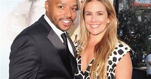 """Donald Faison: I Have Major """"Respect"""" For My Pregnant Wife ..."""