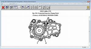 Timing Chain Timing Marks Needed  Can I Get Just A Timing