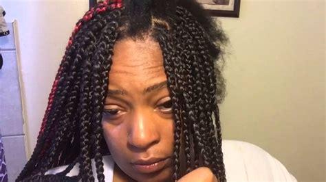hairstyles for box braids youtube box braids hairstyles youtube hair loss