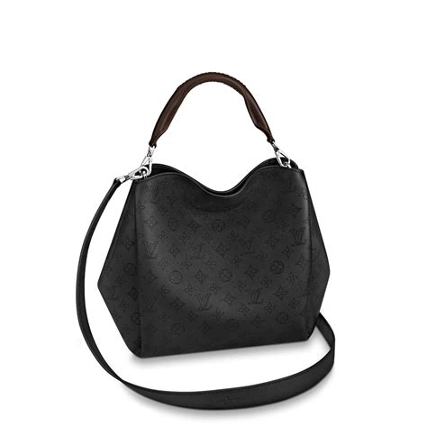 babylone pm mahina handbags louis vuitton