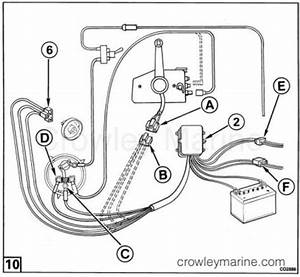 Evinrude Trim Wiring Diagram