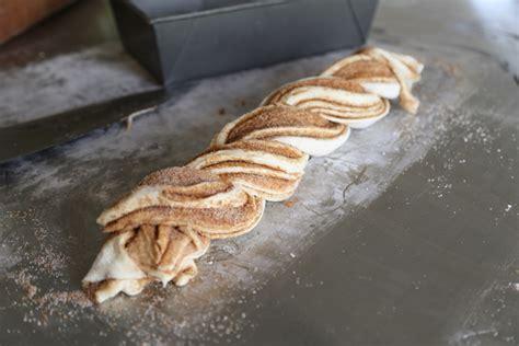 Braided Cinnamon Bread - Sprinkle Bakes