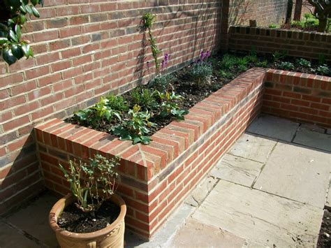brick raised garden beds brick raised garden beds