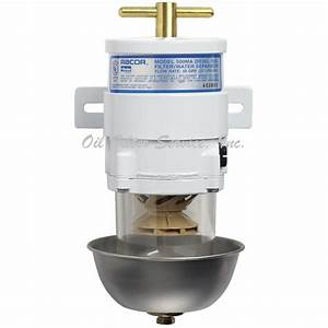 Racor 500ma10 Fuel Filter  Water Separator Assembly