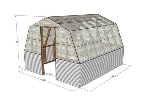 crav barn style greenhouse plans house plans 48839