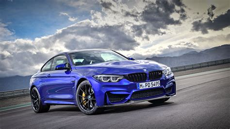 The 2018 Bmw M4 Cs Will Soothe Your Wounded Heart If You
