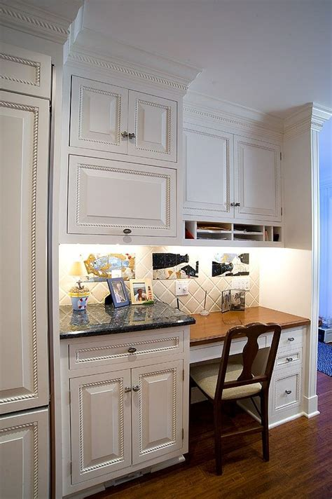 small kitchen desk ideas kitchen desk area ideas kitchens pinterest