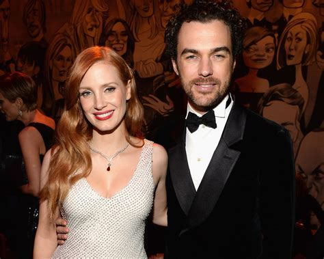 Jessica Chastain Promises to Share Wedding Photos In the