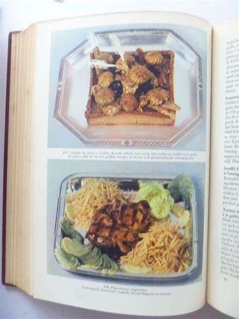 livre cuisine escoffier livre de cuisine a escoffier handboek voor de keuken
