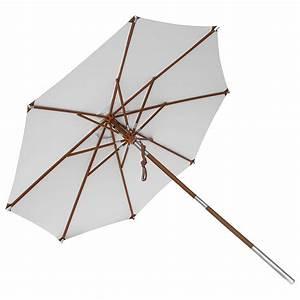 anndora sonnenschirm 3m rund silber grau dreh kipp With französischer balkon mit ersatzbezug sonnenschirm 3m