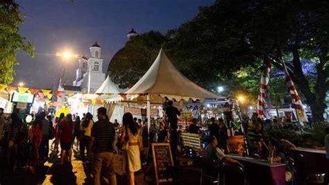 menu tempoe doeloe bisa dinikmati  festival kota