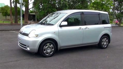 Toyota Sienta Picture by Toyota Sienta X Limited 2005 1 5l Auto