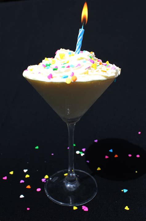 birthday cake martini birthday martini beverage best friends for frosting