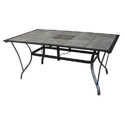 patio tile top patio table home interior design