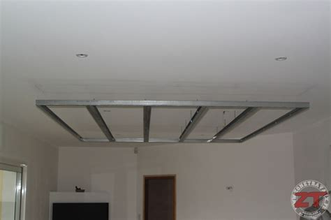 installation spot led plafond brico cr 233 ation d un faux plafond avec ruban led et spots