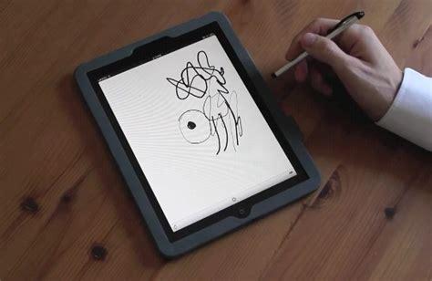 pressure sensitive drawing app  ipad