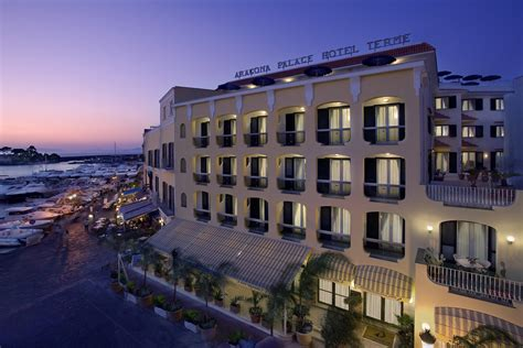 Hotel Aragona Palace Ischia Porto by Hotel Ischia 4 Stelle Centro Benessere Spa Offerte Ischia
