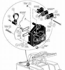 2000 Club Car Wiring Diagram 36 Volt
