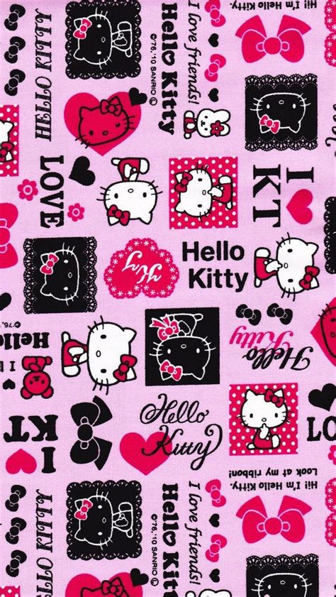 kitty wallpaper design gallery