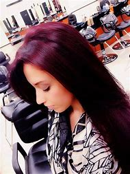 Best Red Violet Hair Color Ideas And Images On Bing Find What