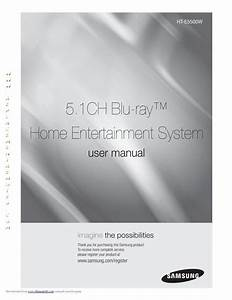 Buy Samsung Hte5500wom Hte5500w Operating Manual