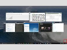 How to use Windows 10's Task View and virtual desktops