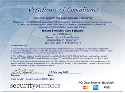 pci dds compliant plynt certified dcart