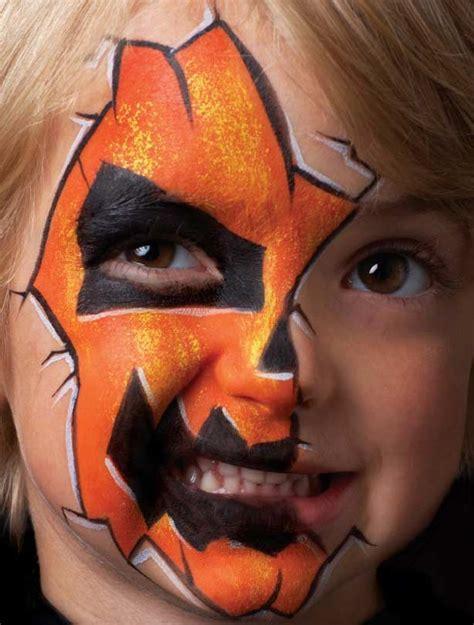 Pumpkin Face Paint Goodtoknow