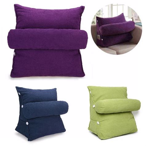 Armchair Bed Pillow by Adjustable Bed Sofa Chair Office Rest Neck Support Back