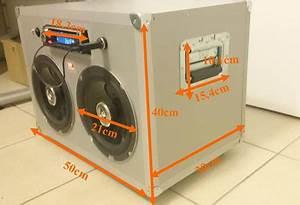 Musikanlage Selber Bauen : boombox selber bauen technik4funs webseite ~ A.2002-acura-tl-radio.info Haus und Dekorationen
