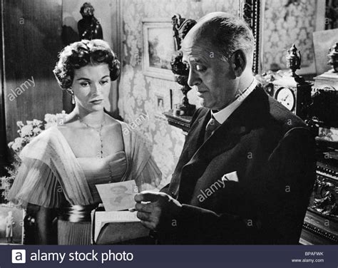 actress jane wenham jane wenham alastair sim an inspector calls 1954 stock