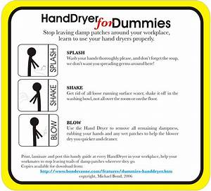 Hand Dryer For Dummies  A Guide To Workplace Cleanliness