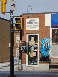Image Collection Comic Book Store  Streetsville, Ontario