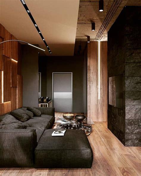 dizayn gostinnoy  stile loft kakie  etogo