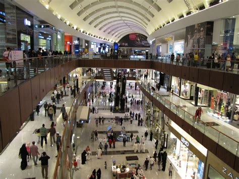 visite du duba 239 mall le plus grand centre commercial du monde