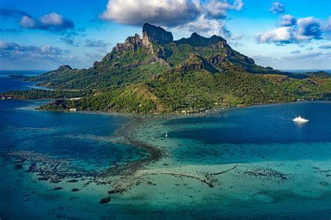 Bora Bora Paradise Stock Image Image Of Landscape