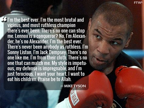 greatest mike tyson quotes   time   win
