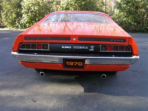 Gran Torino King Cobra by Ford Torino King Cobra Prototype Goes On Sale Autoevolution