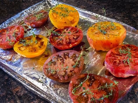 oven roasted tomatoes dr weils healthy kitchen