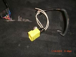 Yellow Plug In Module Under Driver U0026 39 S Seat