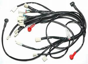 Chinese Atv Utv Quad 4 Wheeler Electrics Wiring Harness