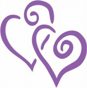 Double Heart Wedding Clipart - ClipArt Best