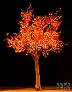 led outdoor maple leaf lighted trees buy lighted trees maple leaf lighted trees outdoor maple