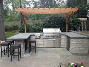 the orleans kitchen island built in bbq grill surround contemporary patio