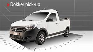 Dacia Pick Up 4x4 : dacia dokker une d clinaison pick up sign e koll ~ Gottalentnigeria.com Avis de Voitures