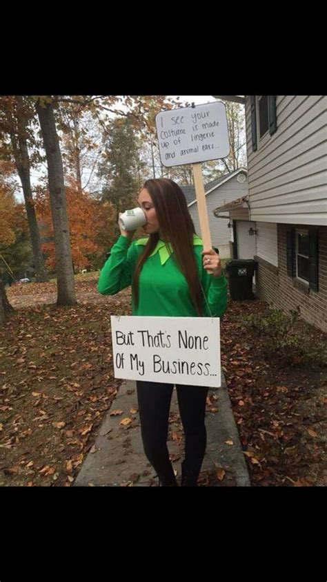Meme Costume - kermit meme costume costuming cosplays halloween pinterest memes best costume and